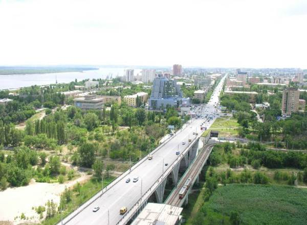 Дороги Волгограда ждет