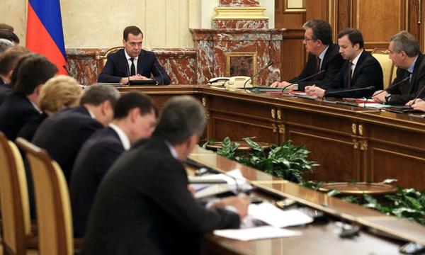 Медведев: Максимальная открытость органов власти остается приоритетом