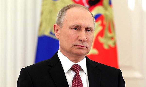 Фото пресс-службы Президента РФ